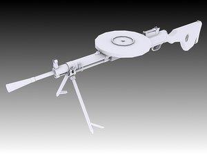 3D dp 2 model