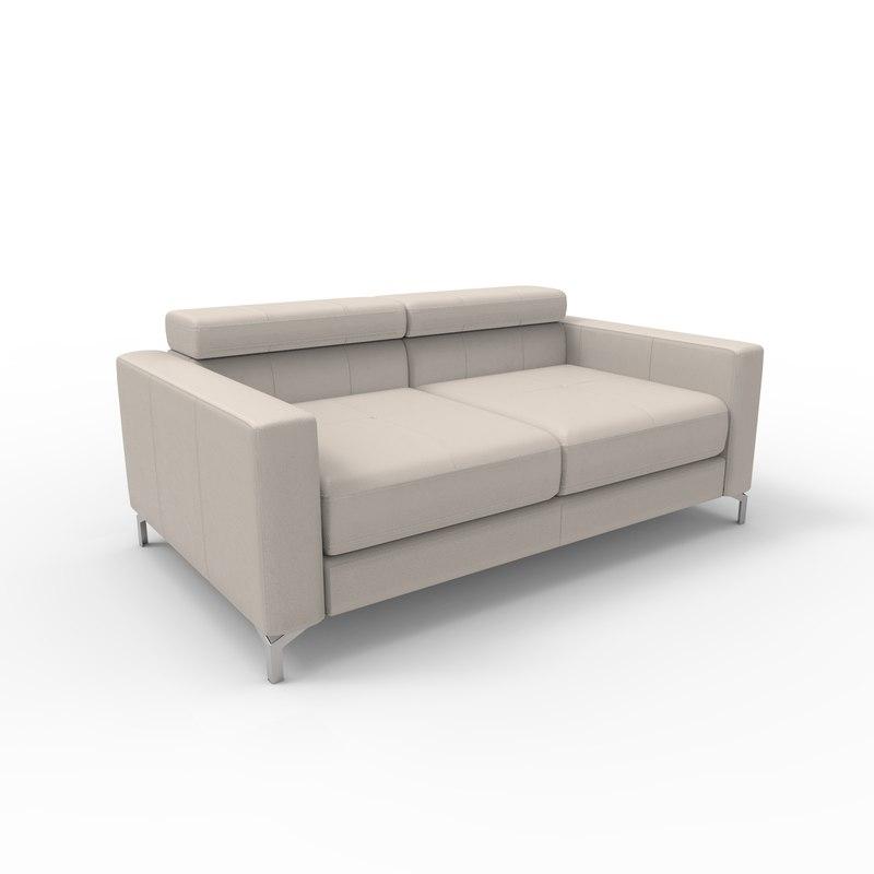3D citti sofa