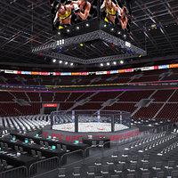 UFC Stadium