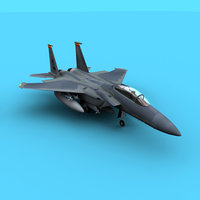 3D f15 c model