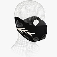 training mask 3D