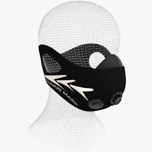 training mask 3D