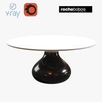 Roche Bobois AQUA COCKTAIL TABLE