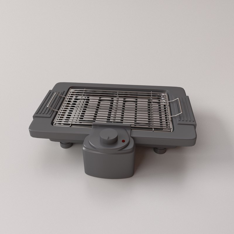 electric grill model