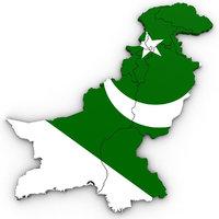 3D pakistan political
