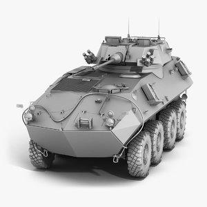 scout lav-25 3D model