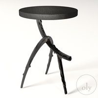 3D oly studio fox table