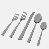 3D cutlery