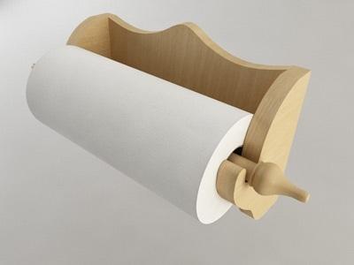 paper towel holder model
