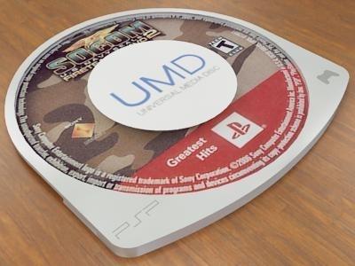 3D universal media disc