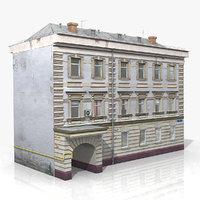 photorealistic old european - model