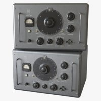 Vintage Signal Generator ZG-10