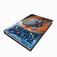 hardcover book 3D