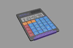 3D model calculator
