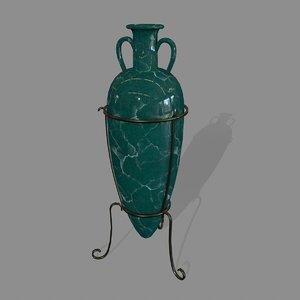 vase 1 3D model