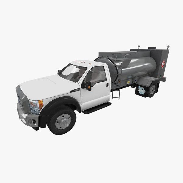 f-550 fuel tank 3D