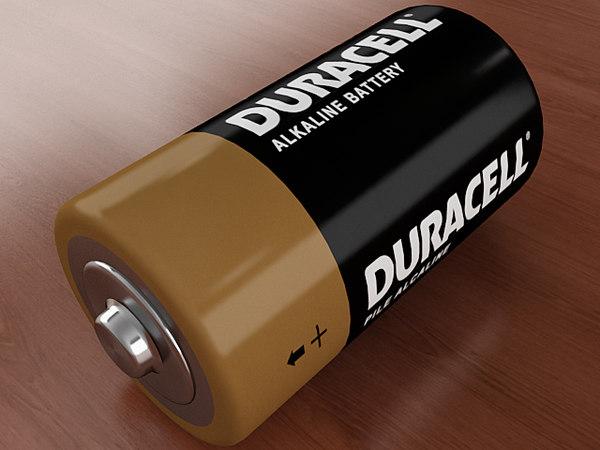 3D c battery