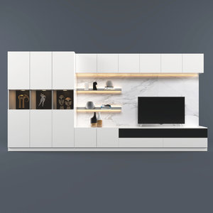 tv roche bobois intralatina 3D model