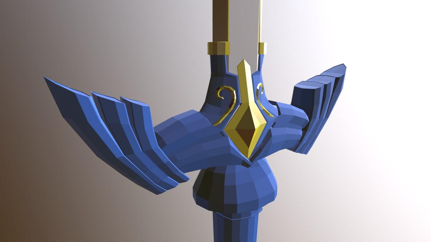 3D sword zelda