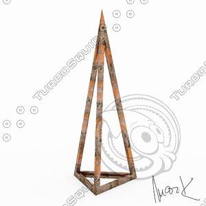 trigonos leonardo model