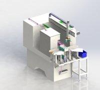 cnc automatic feeding model