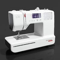 sewing machine 3D model