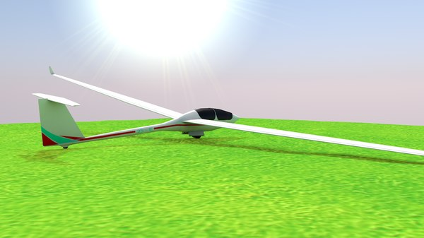 ash airplane model