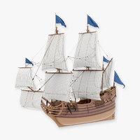 Ship Fluyt