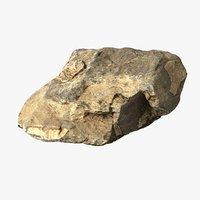rocks scan pbr 8k 3D