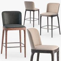 3D cattelan italia magda stool