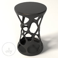 3D model oly studio anise table