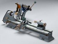 3D craftsman machine