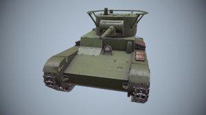 panzer t-26 model