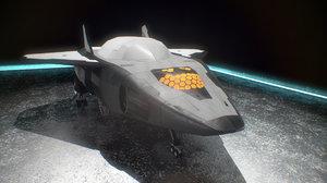 evsp cargo 3D model