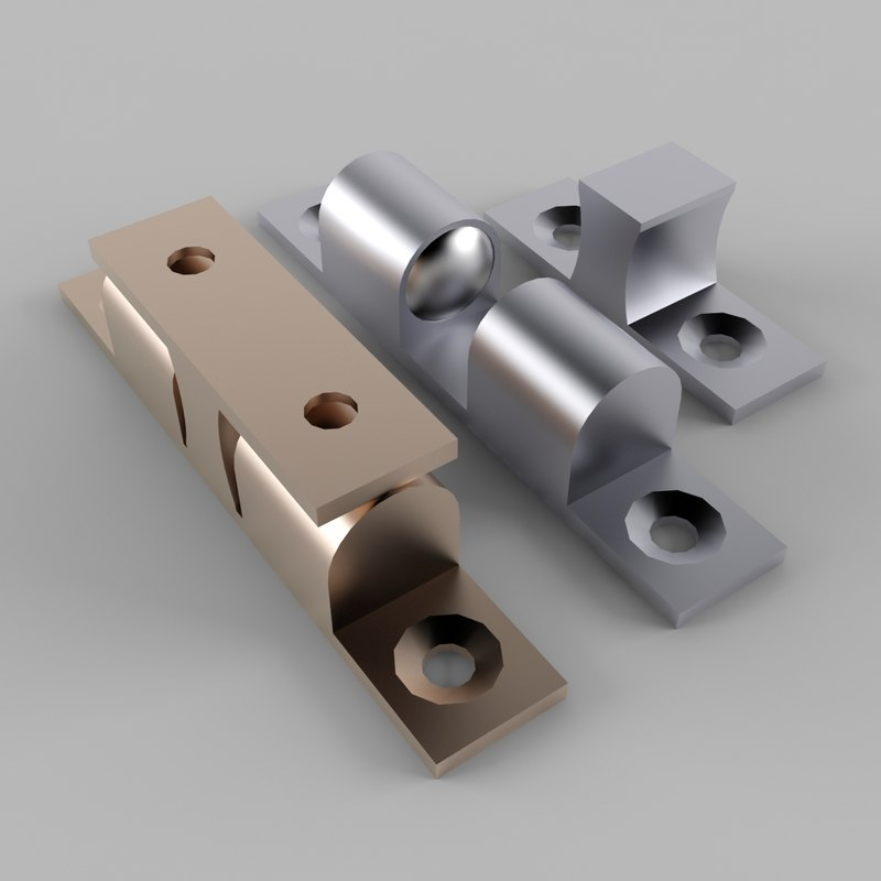 fasteners 3D model