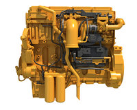 Industrial Diesel Engine