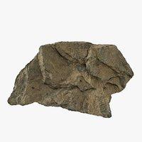 rock scan pbr 8k 3D