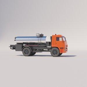 3D auto-spraying machine kamaz