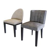 eichholtz dining chair windhaven 3D