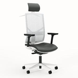 office chair el 103 3D