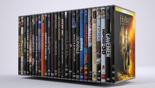 3D dvd