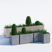 california qcp 3D model