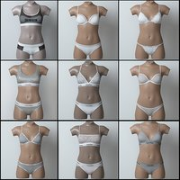 9 in 1  Lingerie Pack 2