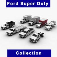 3D super duty model