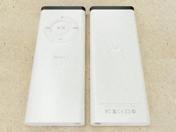 apple remote 3D