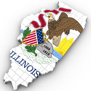 3D political illinois