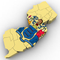 New Jersey Political Map