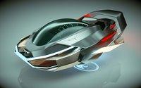originally designed 3D model