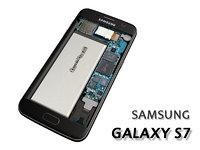 Galaxy s7 inside