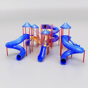 3D sets model